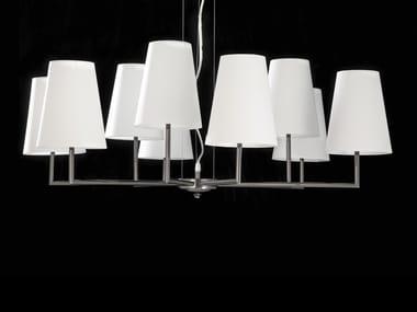 Lampadario a LED a luce indiretta METROPOLITAN | Lampadario