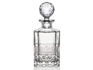 Whiskey crystal decanter CHARLES IV WHISKEY | Crystal decanter