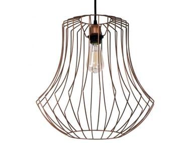 Lampada a sospensione in metallo CHARLOTTE | Lampada a sospensione