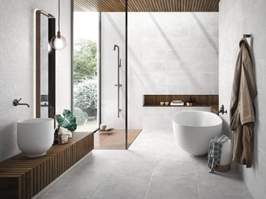 Porcelain stoneware wall/floor tiles CHATEAU GRIS