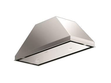 Cappa a soffitto in acciaio inox CHB 9012 X   Cappa a soffitto