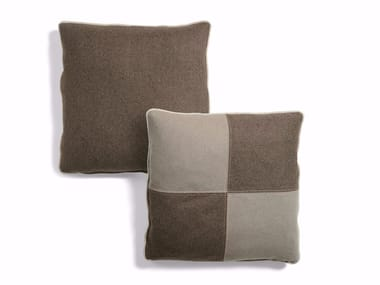Check fabric sofa cushion Check cushion