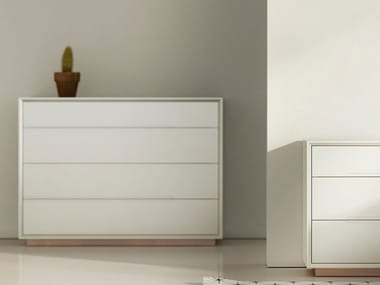 Wooden chest of drawers ARES | Chest of drawers