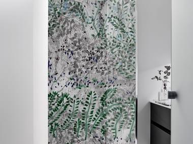 Bathroom wallpaper CHEZ GRAND MERE