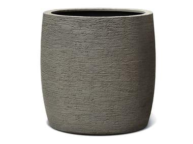 Vaso da giardino in Fiber Clay CHIA