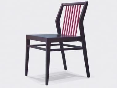Beech chair CHICAGO