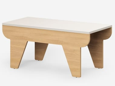 Tavolino da caffè laccato CHILLOUT | Tavolino laccato