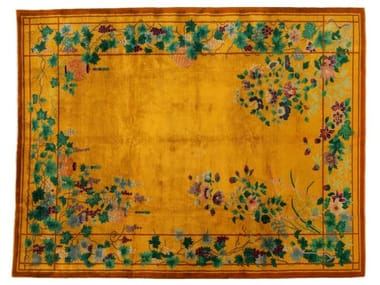 Handmade rectangular rug CHINA NICHOLSON LIBERTY 1