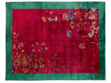 Handmade rectangular rug CHINA NICHOLSON LIBERTY 2