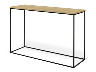 Rectangular console table GLEAM | Console table