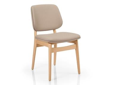 Leather chair CHLOE M932 UU