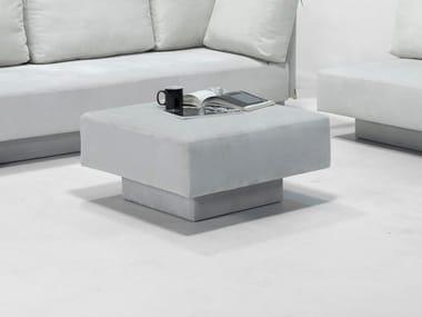 Pouf contenitore quadrato CHOICE | Pouf