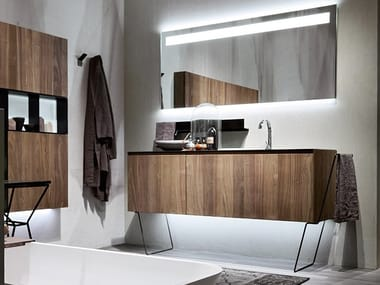 Wooden vanity unit CHR 003