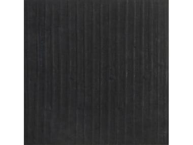 Glazed stoneware wall/floor tiles CHYMIA RIGO BLACK