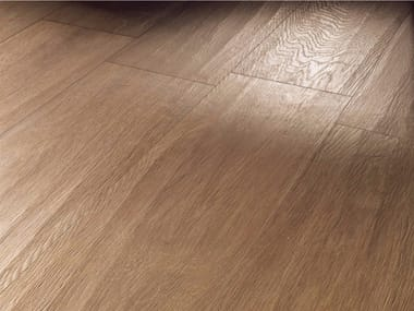 Porcelain stoneware flooring with wood effect CILIEGIO