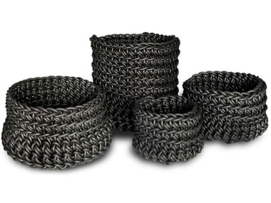 Set of neoprene baskets CILINDRO SET D4