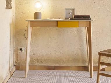 Consolle in legno con cassetti CIMA