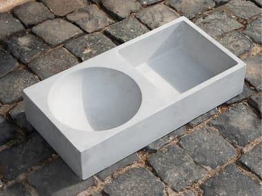 Cement Pet bowl CEMENTO | Pet bowl