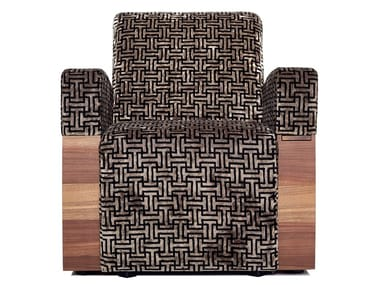 Synthetic fibre Cinema armchair MONACO | Cinema armchair