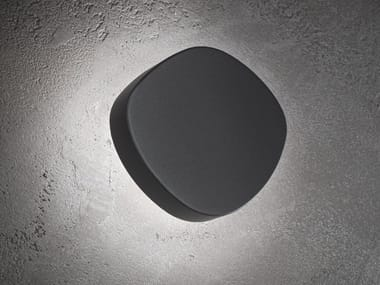 Die cast aluminium outdoor wall lamp CIOTTOLO | Outdoor wall lamp