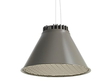 Aluminium pendant lamp CITY | Pendant lamp