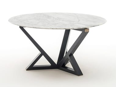 Round Marble Dining Table CITYLIFE | Marble Table