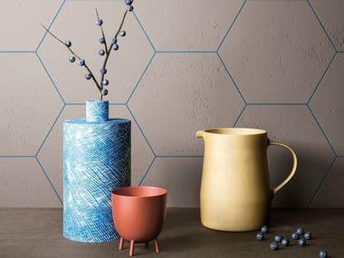 Porcelain stoneware wall/floor tiles CLAY