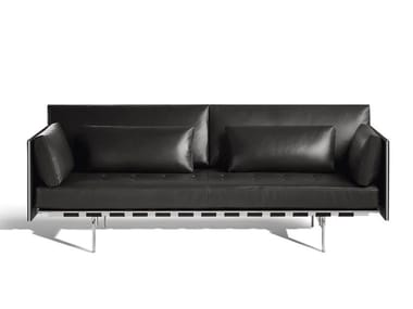 Leather sofa CLAYTON | Leather sofa