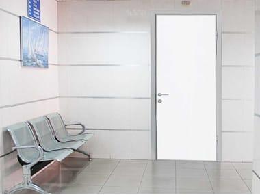 Hinged laminate door CLEAN