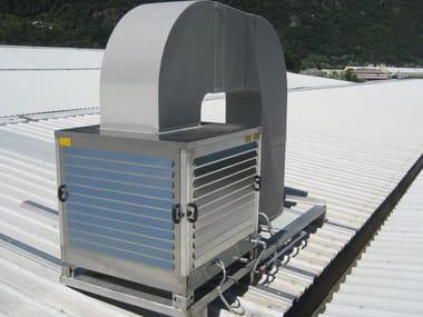 AIr refrigeration unit climO'
