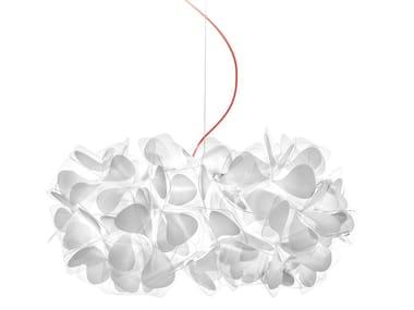 LED Cristalflex® pendant lamp CLIZIA MAMA NON MAMA | Pendant lamp