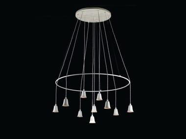 Lampada a sospensione a LED CLÒCHE | Lampada a sospensione