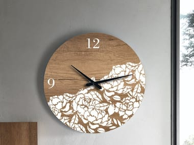 Wall-mounted clock CLOCK