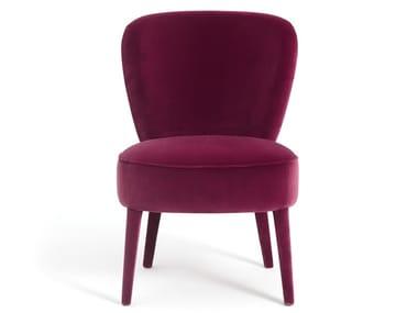 Fabric easy chair CLOÈ | Easy chair