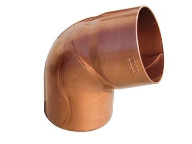 Curva per tubo pluviale CLR67063