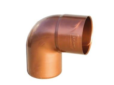 Curva per tubo pluviale CLR87063
