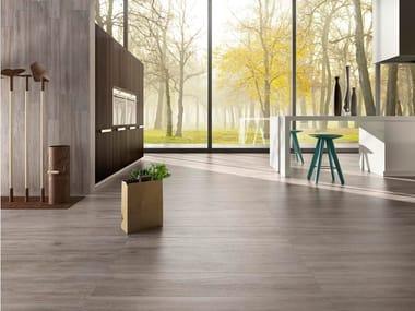 Pavimento per esterni effetto legno cm2 LEGNI HIGH TECH│ROVERE CENERE