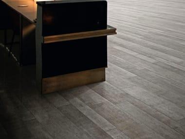 Pavimento per esterni effetto legno cm2 LEGNI HIGH TECH │ ROVERE GRIGIO