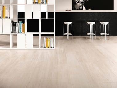 Pavimento per esterni effetto legno cm2 LEGNI HIGH TECH │ ROVERE SABBIA