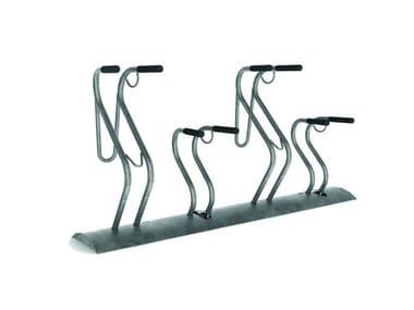 Metal Bicycle rack COBRA LIGHT