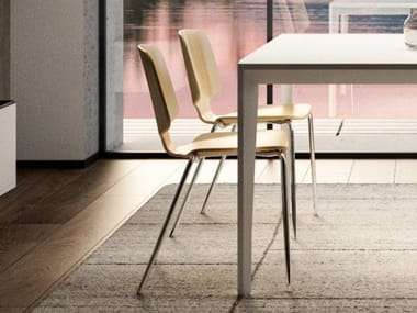 Multi-layer wood chair CODE | Chair