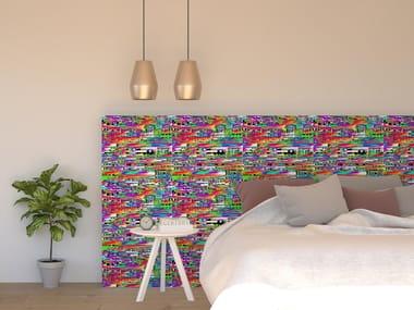 Optical PVC wall sticker CODEX | Patch