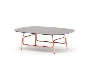 Rectangular Sintered stone coffee table KAPOOR | Coffee table