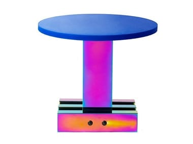 Round high side table HOT | Coffee table