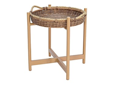 Round garden side table SIAK | Coffee table