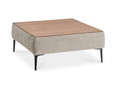 Tavolino da caffè in noce LONGUEVILLE LANDSCAPE | Tavolino