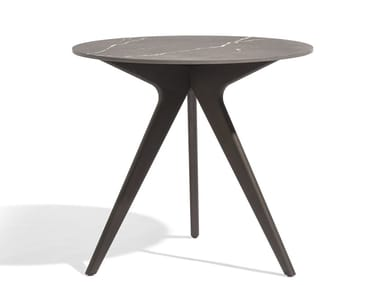 Ceramic garden table TORSA | Table