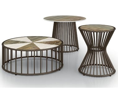 Round coffee table YUCCA | Coffee table