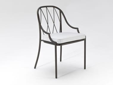 Steel chair COMO | Chair