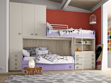Products by Mottes Mobili Loft kids\' bedroom sets   Archiproducts